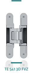 Tectus TE 540 hinge, up to 264 lbs. with two installed