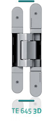 Tectus TE 640 hinge, up to 440 lbs. with two installed